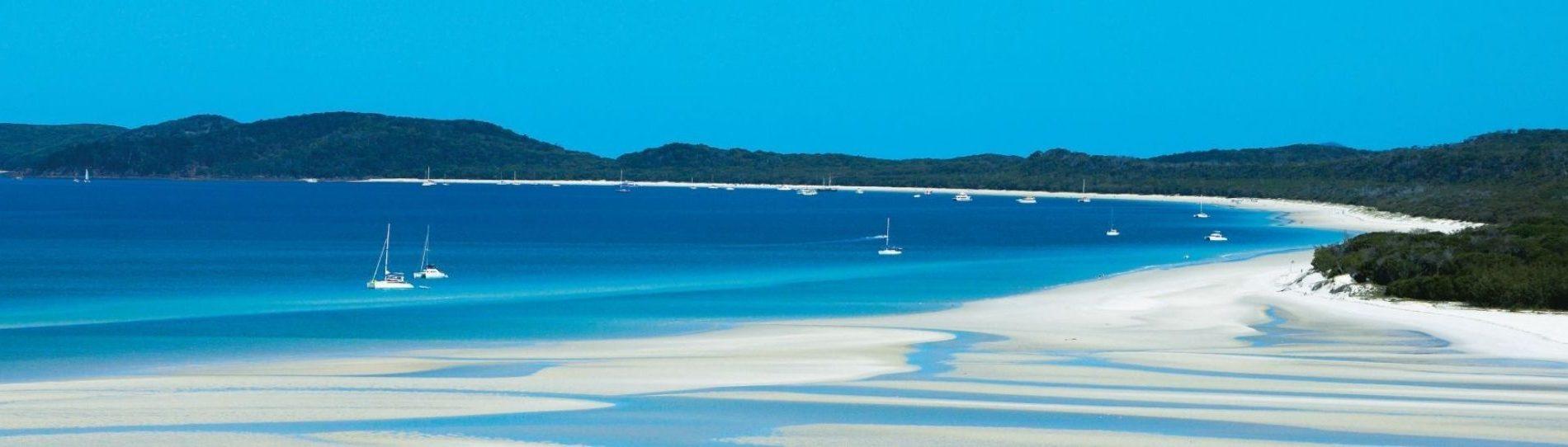 airlie beach team trip destination header