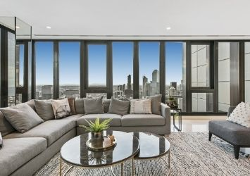 melbourne 1, 2 and 3 bedroom penthouse accom