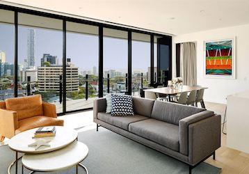 2 bedroom sub penthouse brisbane