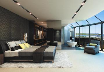 sydney penthouse party accommodation