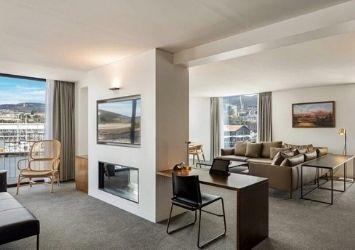 hobart apartment suites team trips