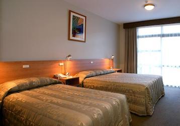 bay of islands twin standard room
