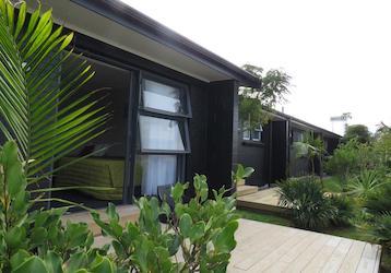 deluxe one bedroom villa tauranga bucks party accommodation