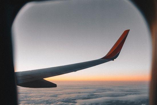 hockey group flights team trips