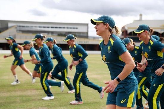 womens girls cricket team australia team trips