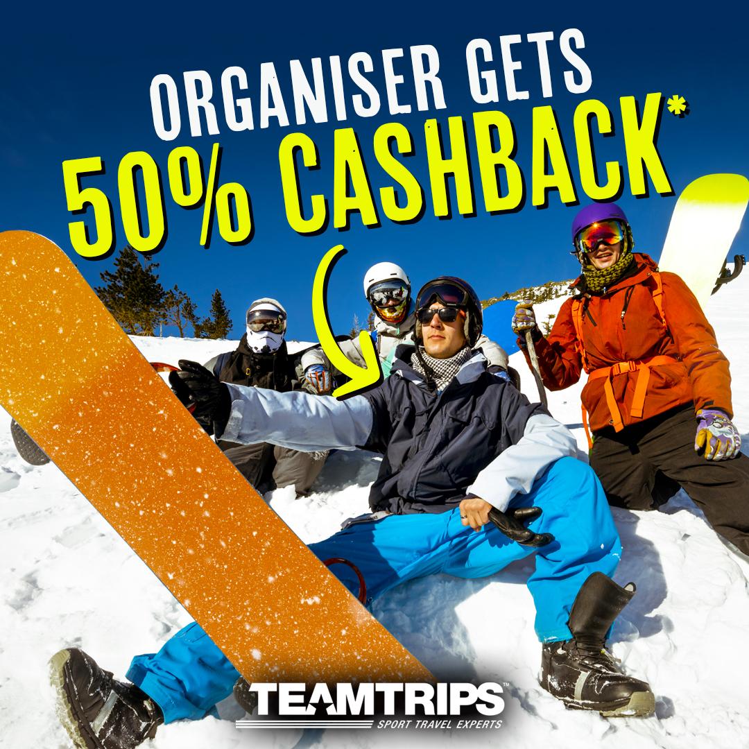 team trips organiser special