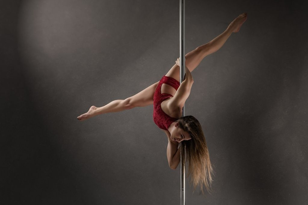 pole dancing classes for team trips