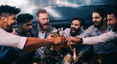 boys brisbane drinking