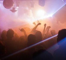 byron bay girl team trip nightclub