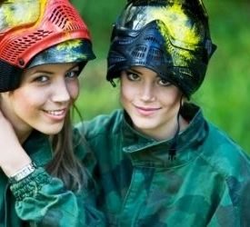 cairns for the girls paintball