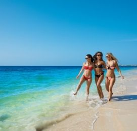 gold coast team trip womens packages