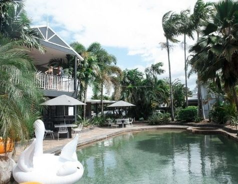 team trips cairns girls trip accommodation