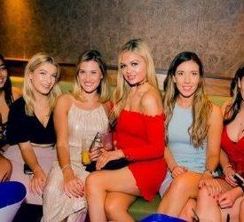 girls airlie beach clubbing