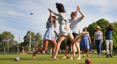 team trips for the girls brisbane lawn bowls