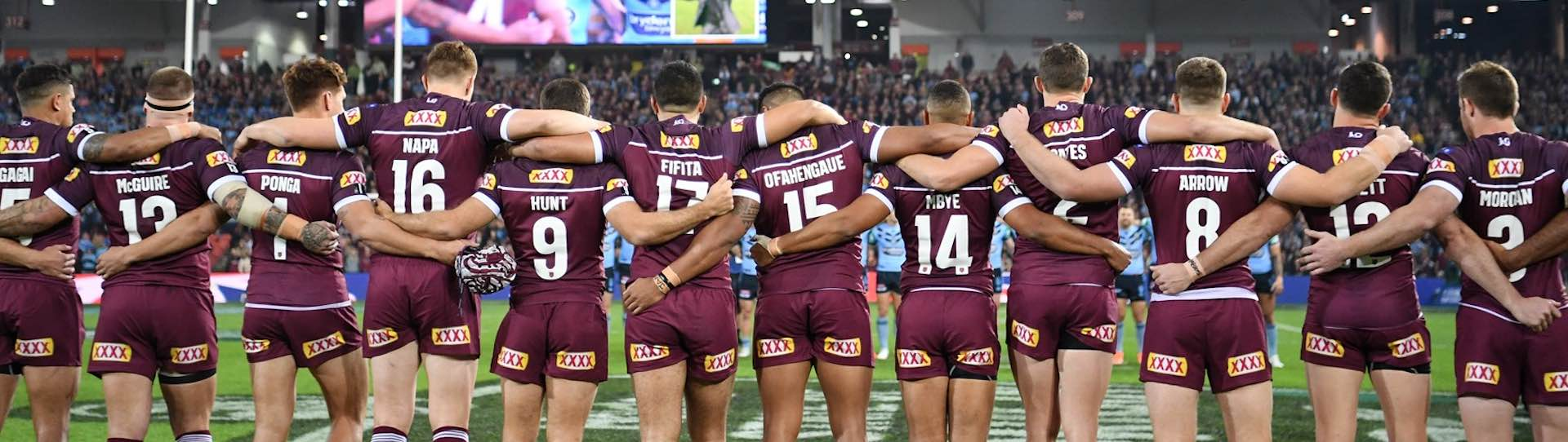 state of origin packages