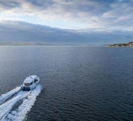 hobart boat cruise