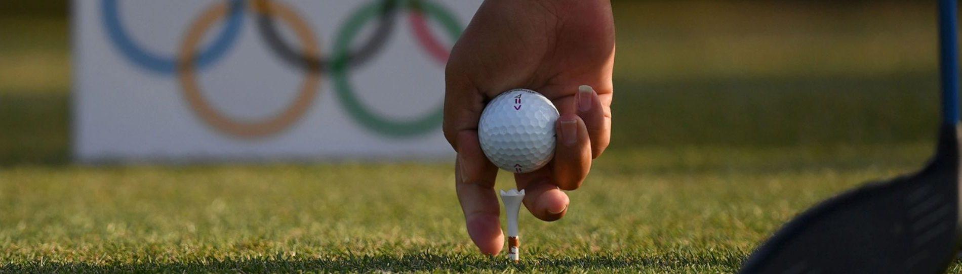 golf at the tokyo olympics