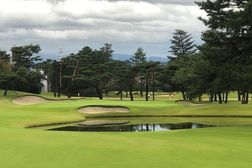 tokyo golf course 2021